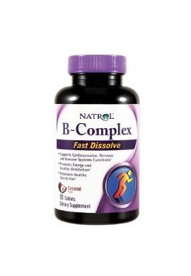 Natrol B-Complex Fast Dissolve 90 tabs