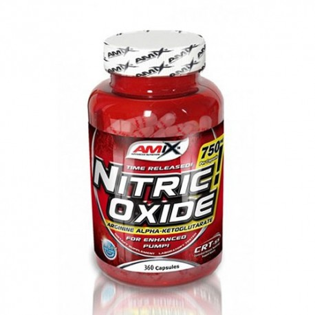 Amix Nitric Oxide 750 mg 360 caps