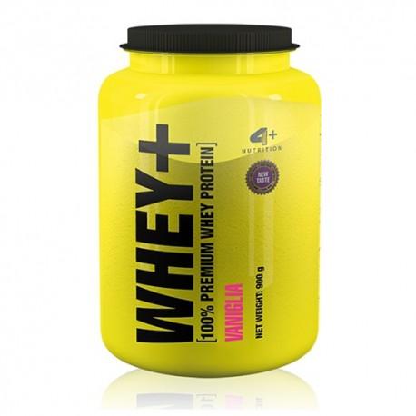 4+ Nutrition Whey+ 900 gr