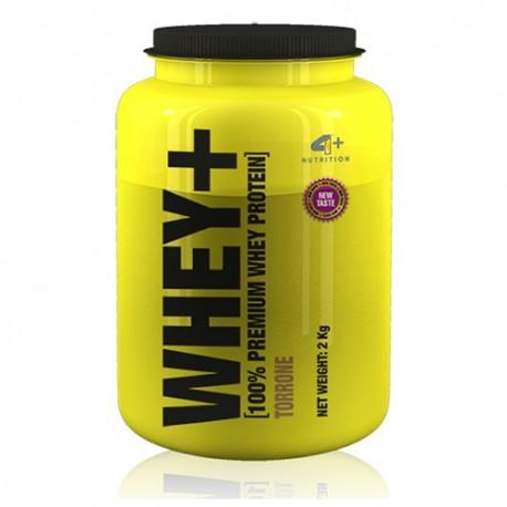4+ Nutrition Whey+ 2000 gr