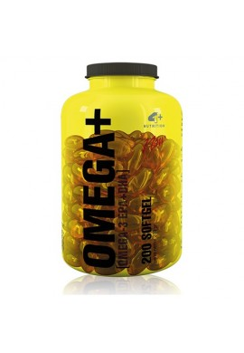 4+ Nutrition Omega+ 200 softgels