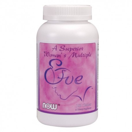 NOW EVE-Women`s multivitamin 120vcaps