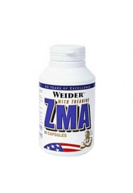 WEIDER ZMA + L THEANINE 90caps.