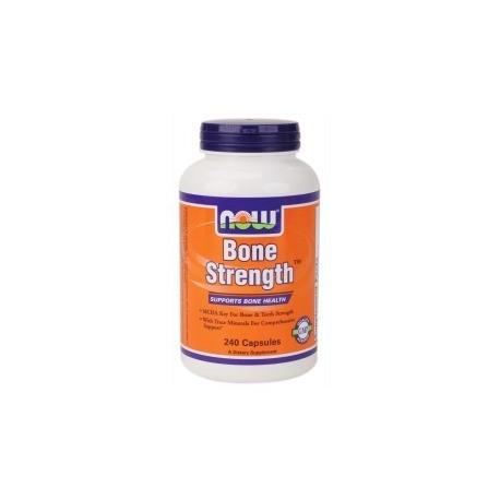 NOW Bone Strength - 120caps.
