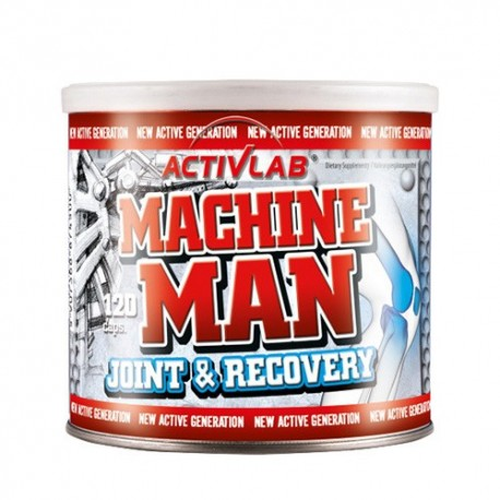 ACTIVLAB Machine Man Joint & Recovery 120 caps