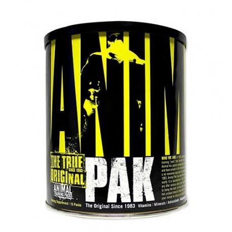 UNIVERSAL Animal Pak 15 packs