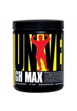 Universal GH Max 180 tabs