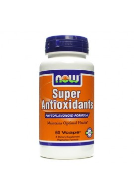 NOW Super Antioxidants - 60 капсули