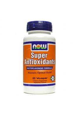 NOW Super Antioxidants - 60 капсули