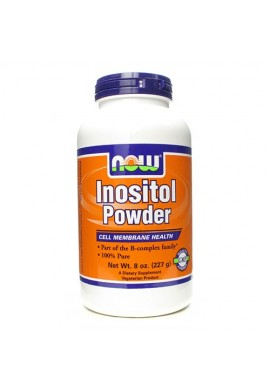 NOW Inositol Powder - 227 g
