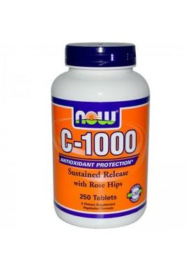NOW Витамин C-1000 RH Timed Releasе - 250 табс