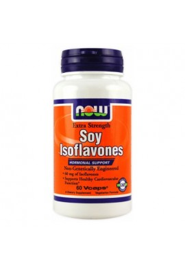 NOW Soy Isoflavones 150 mg - 60 капсули