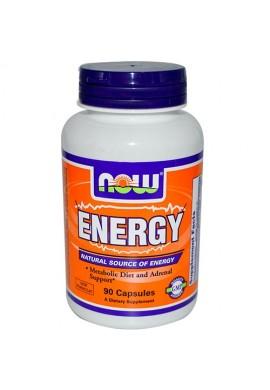 NOW ENERGY - 90 капсули