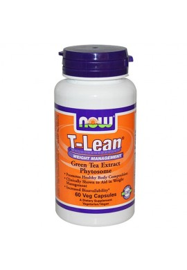 NOW T-Lean™ Weight Management - 60 капсули