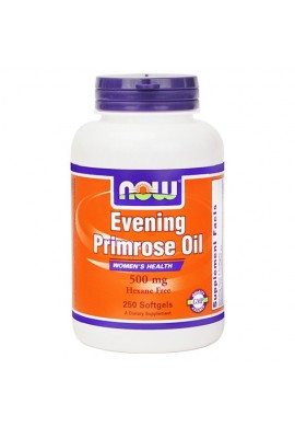 NOW Evening Primrose Oil 500 mg - 250 дражета