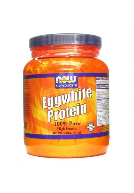 NOW Eggwhite Protein - 454 g