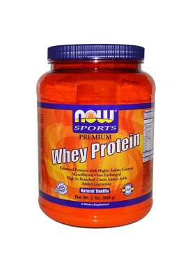 NOW Whey Protein - 908 g
