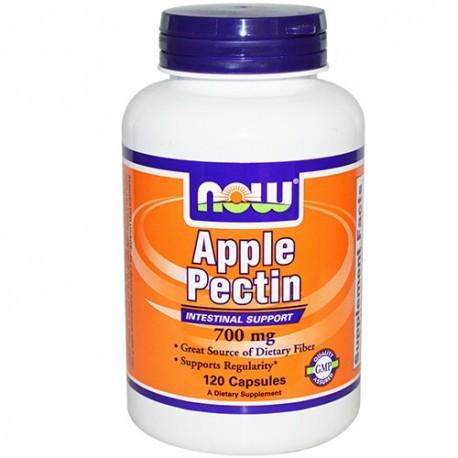 NOW Apple Pectin 700 mg - 120 Capsules