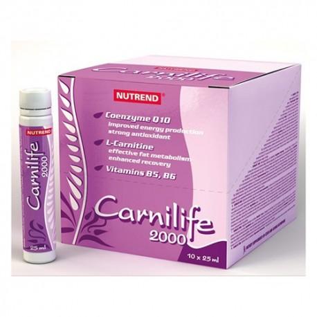 Nutrend carnilife Carnilife 2000 20X25ml.
