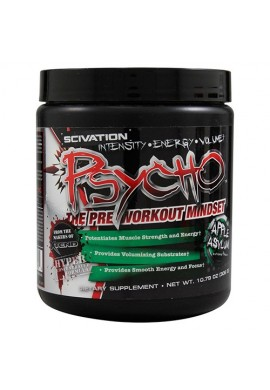 Scivation Psycho 306 g