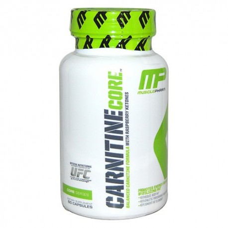MusclePharm Carnitine Core - 60 caps