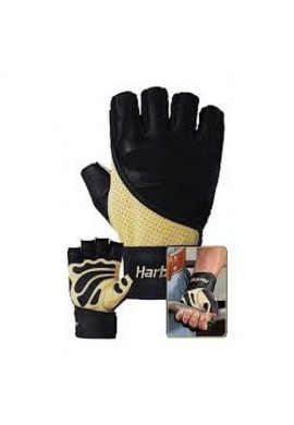 Harbinger Ръкавици `Big Grip` 2 с накитници