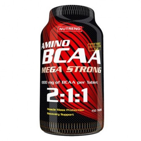 Nutrend BCAA Mega Strong 150 tabs.X 1000mg