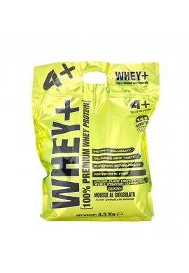 4+ Nutrition Whey+ 4500g