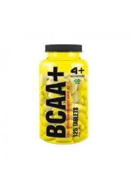 4+ Nutrition BCAA+ 125 tabs