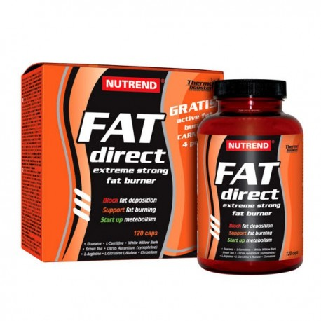 NUTREND FAT DIRECT 120 caps.+40 gratis