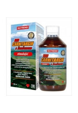 NUTREND NEOCARNITARGIN with Ginseng 300 ml.