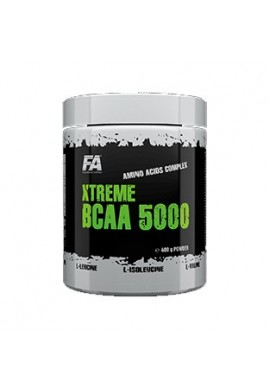 FA Nutrition Extreme BCAA 5000 400g