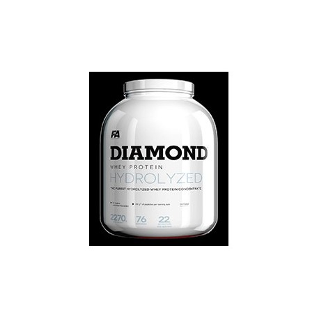 FA Nutrition Diamond Hydrolised Whey 2270g