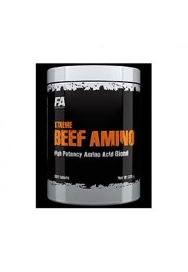 FA Nutrition Xtreme Beef Amino 300 tabs