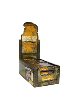Grenade Reload Flapjack 12x70g