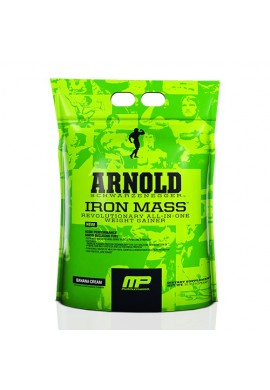 MusclePharm Arnold Iron Mass 10lb