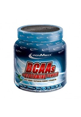 IronMaxx BCAAs + Glutamine 550g