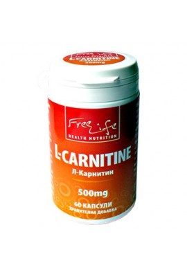 Freelife L-Carnitine 500 mg 60 caps
