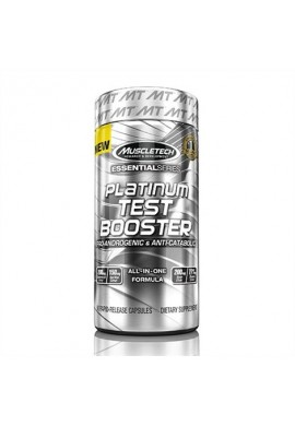 MuscleTech Platinum Test Booster 60 caps