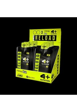 4+Nutrition RELOAD + CARBOGEL /кутия/