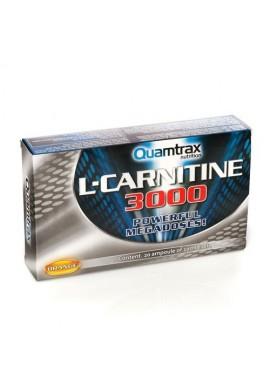 QUAMTRAX L-Carnitine & HCA Plus 20 viales