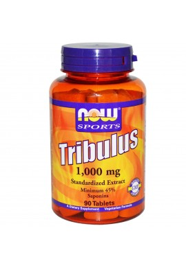 NOW Tribulus (1000mg) 90 tabs