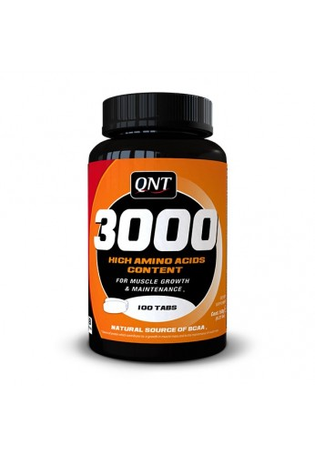 QNT Amino 3000 100 tabs