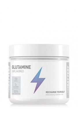 Battery Nutrition Glutamine Unflavoured 500 gr.