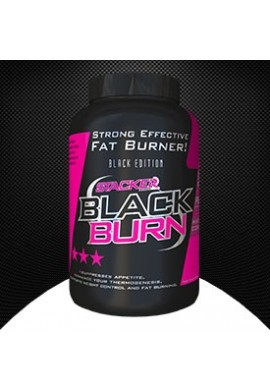 STACKER 2 BLACK BURN