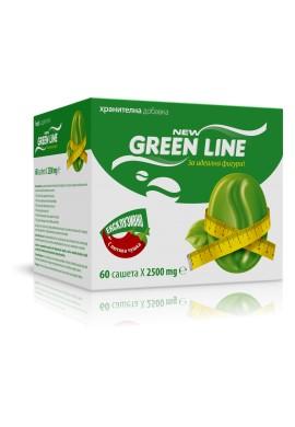 New Green Line прахчета