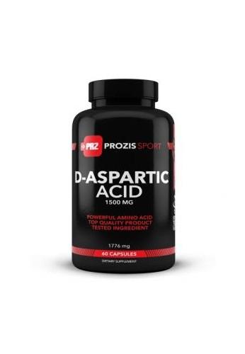 Prozis Sport D Aspartic Acid 1500mg - 60 caps