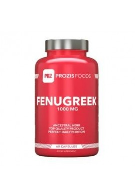 Prozis Foods Fenugreek 1000mg 60 caps