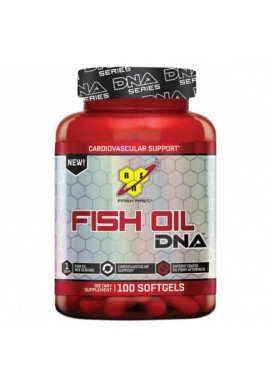BSN DNA Fish Oil 100 softgels