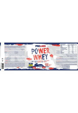 PROLABS POWER WHEY 900 гр